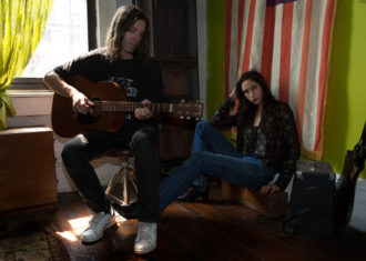 """Psychic Ills release new track """"Baby."""" The song is off their forthcoming LP 'Inner Journey Out,'"""