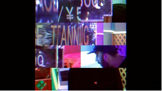 """Gold Panda releases video for """"Chiba Nights."""" The track is off Gold Panda's recent release Good Luck and Do Your Best' album"""