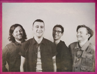 "Cymbals Eat Guitars share new track ""Wish,"" off their forthcoming John Congleton produced full-length 'Pretty Years,'"