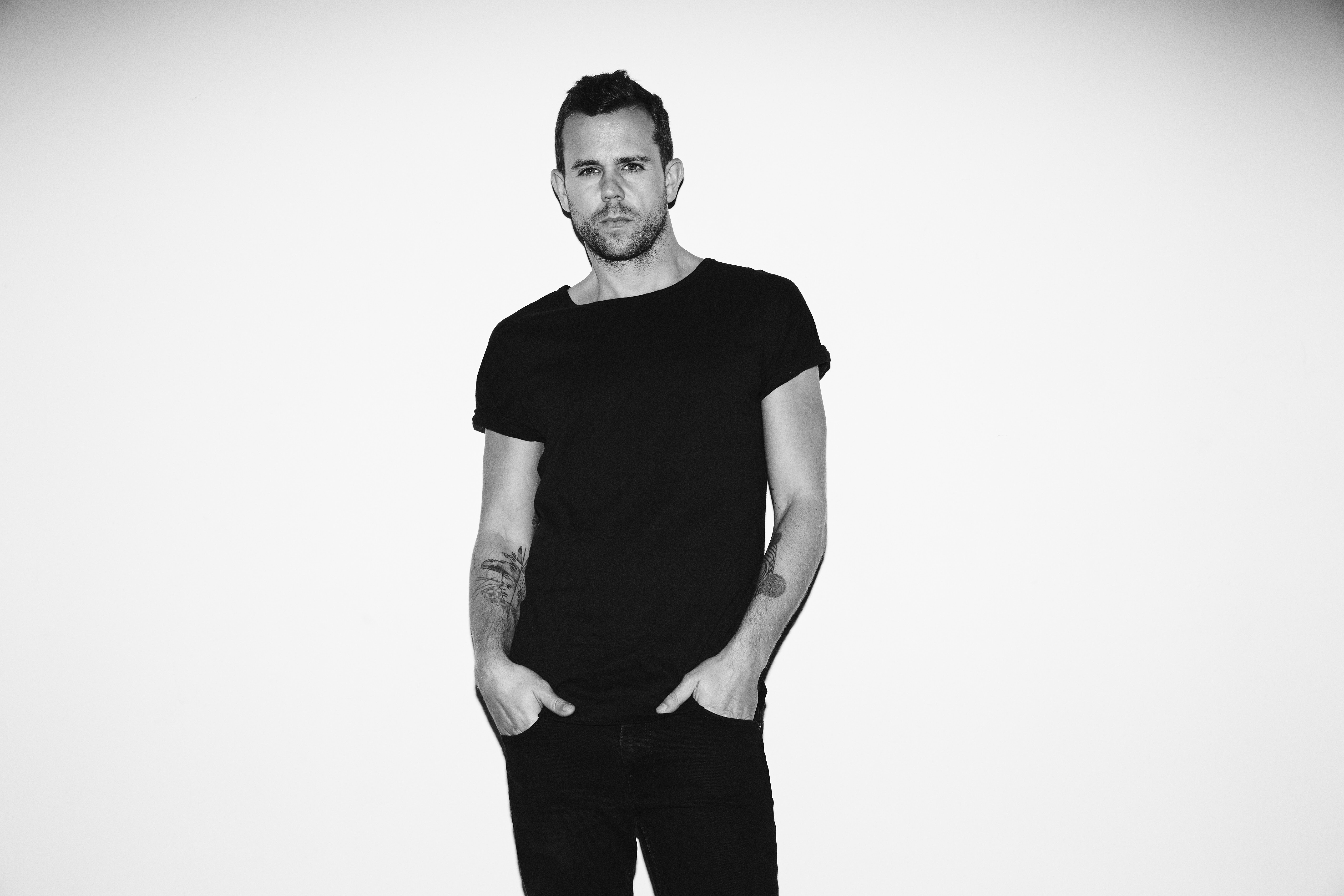 """M83, aka Anthony Gonzalez, shares a remix of """"Do It, Try It,"""" from mysterious French electronic duo, The Blaze."""