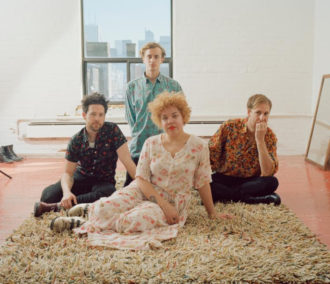 """Weaves stream new track """"Coo Coo,"""" the song is off their self-titled release, out June 17th via Buzz/Kanine/Memphis"""