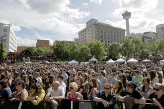 Sled Island took over Calgary on Friday, June 24.