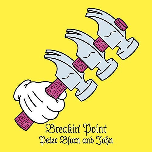 'Breakin' Point' by Peter Bjorn and John, album review by Matthew Wardell