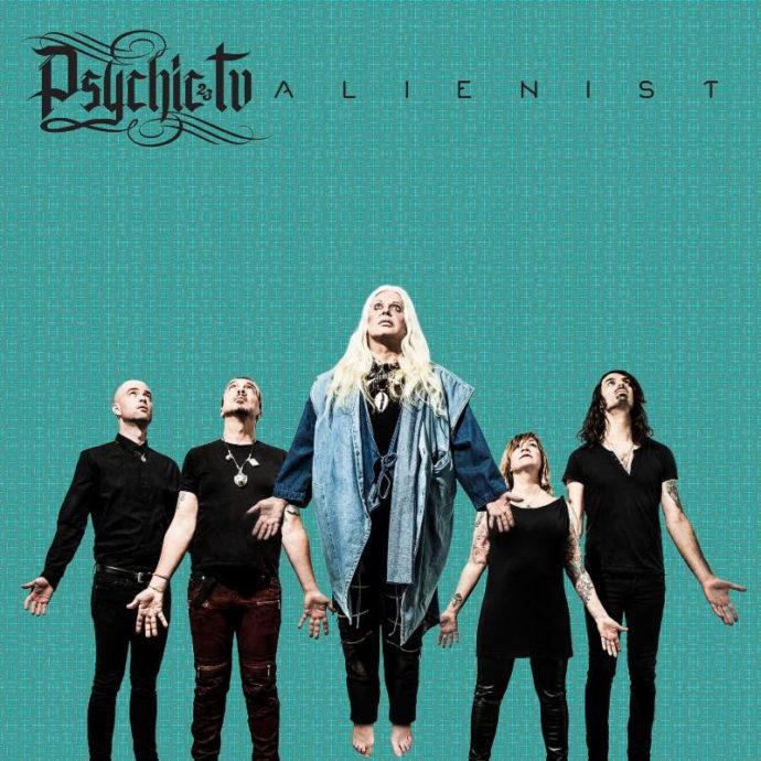 Psychic TV announce new album 'Alienist'