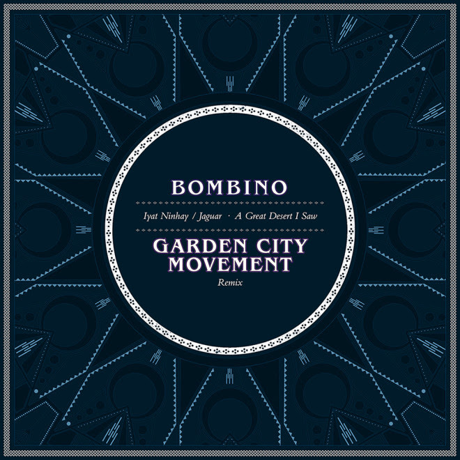 "Bombino releases Garden City Movement's ""Iyat Ninhai / Jaguar (A Great Desert I Saw)"""