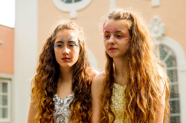 """Rapunzel"" by Let's Eat Grandma is Northern Transmissions' 'Song of the Day.'"