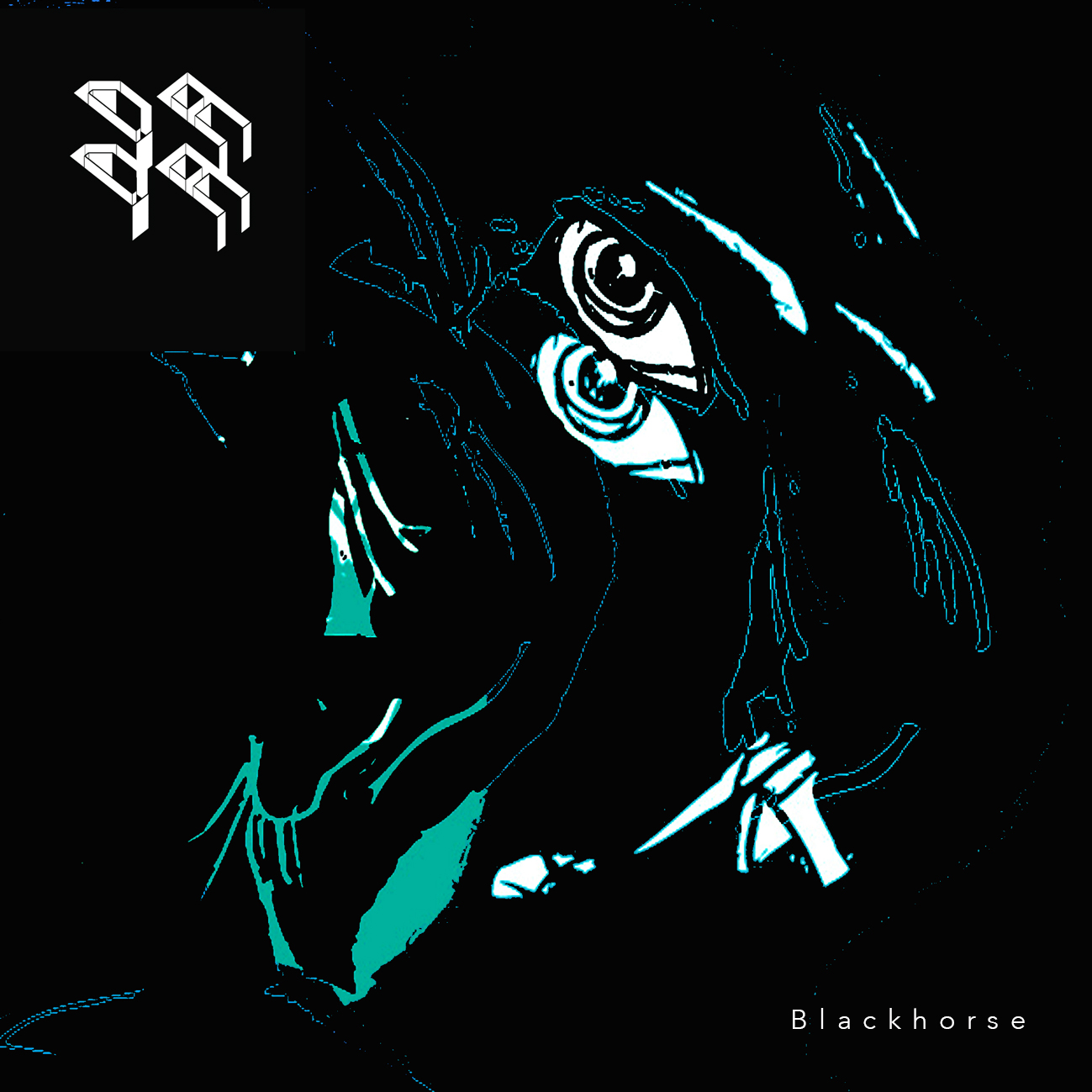 """""""Black Horse"""" by DaDa is Northern Transmissions' 'Song of the Day'."""