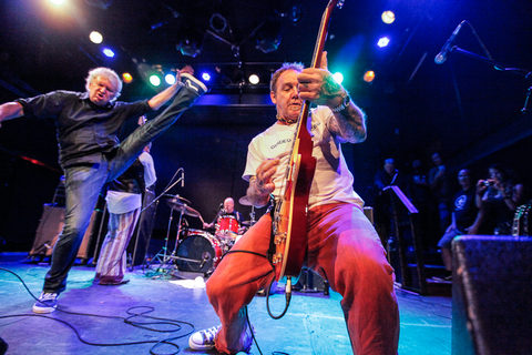 Guided By Voices headlined Sled Island's June 25 lineup.