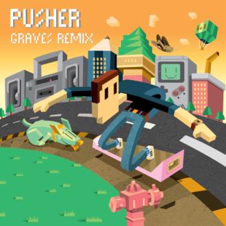 Graves Remix artwork