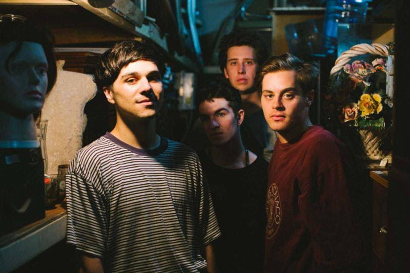 "Hoops announce release of self-titled debut EP, share first single ""Cool 2"""
