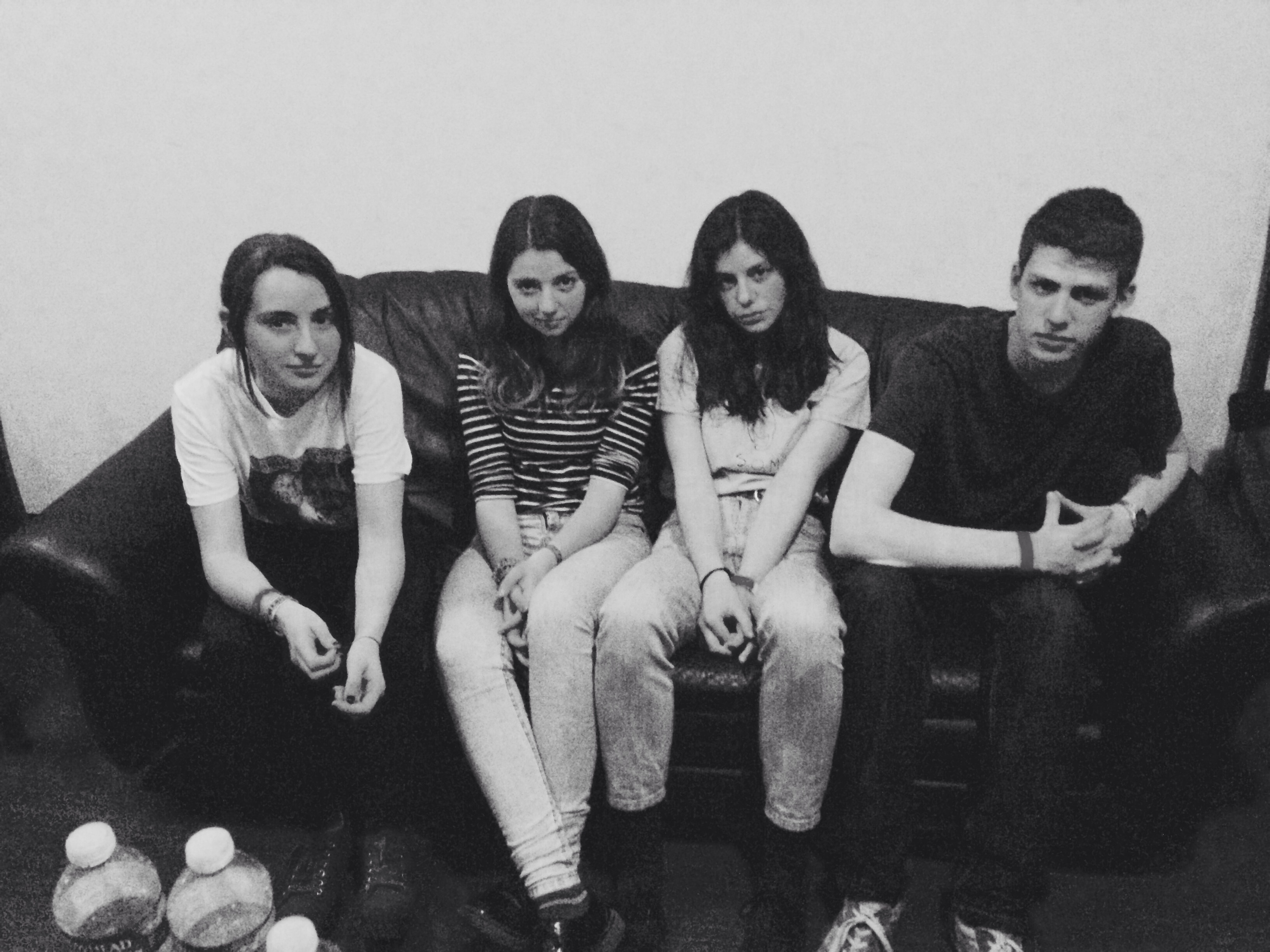 Our interview with Mourn, by Britt Bachmann. The Catalonian band's album 'Ha Ha He' is out on Captured Tracks.