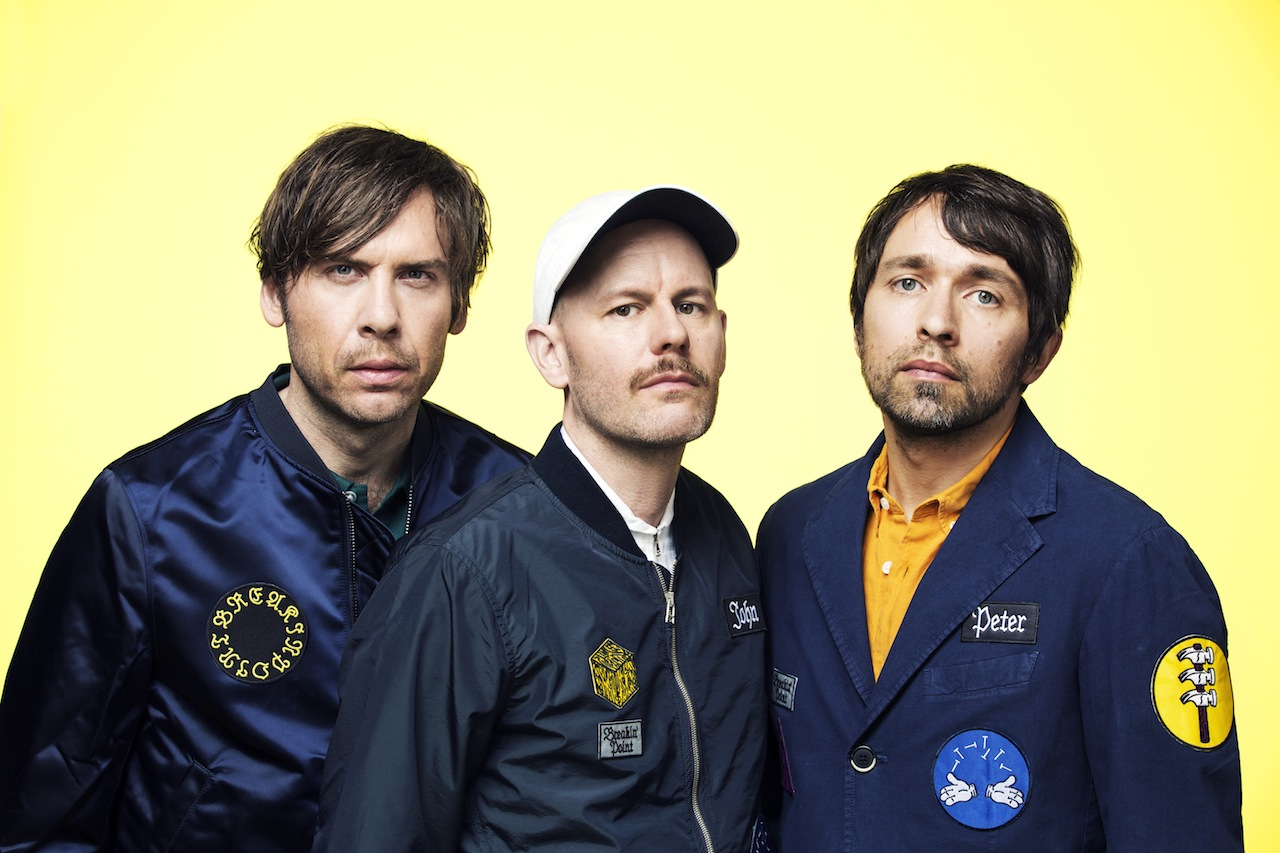 Our interview with Peter Bjorn and John, member Peter Morén,