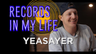 Yeasayer guest on 'Records In My Life.' Ira Wolf Tuton from the band talked about albums by Kendrick Lamar