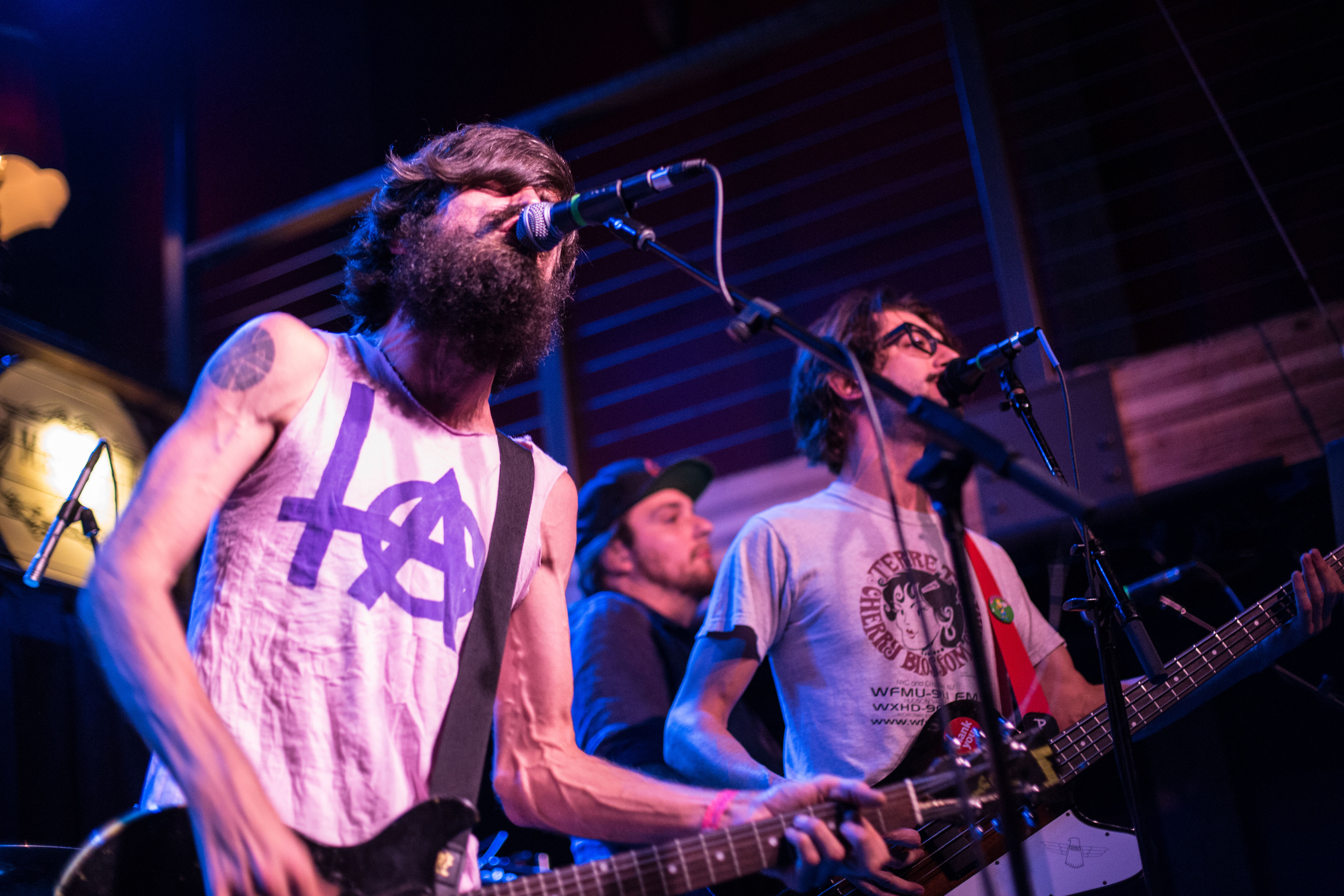 Titus Andronicus reveal 'Rockers on the road' live dates,
