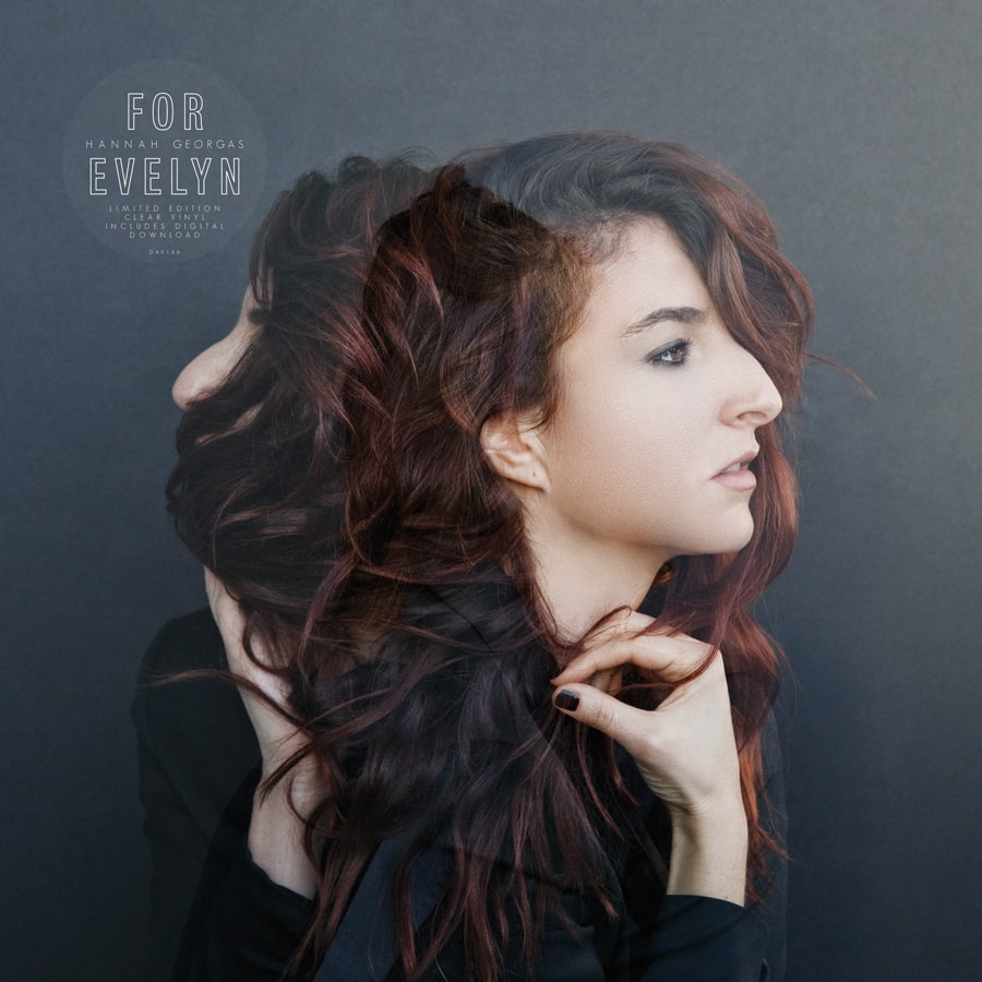 'For Evelyn' by Hannah Georgas, album review by Gregory Adams, available June 24th on Dine Alone Records.