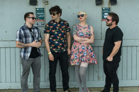 Dentist stream new album 'Ceilings,' the band's full-length comes out on June 24th via Little Dickman Records.