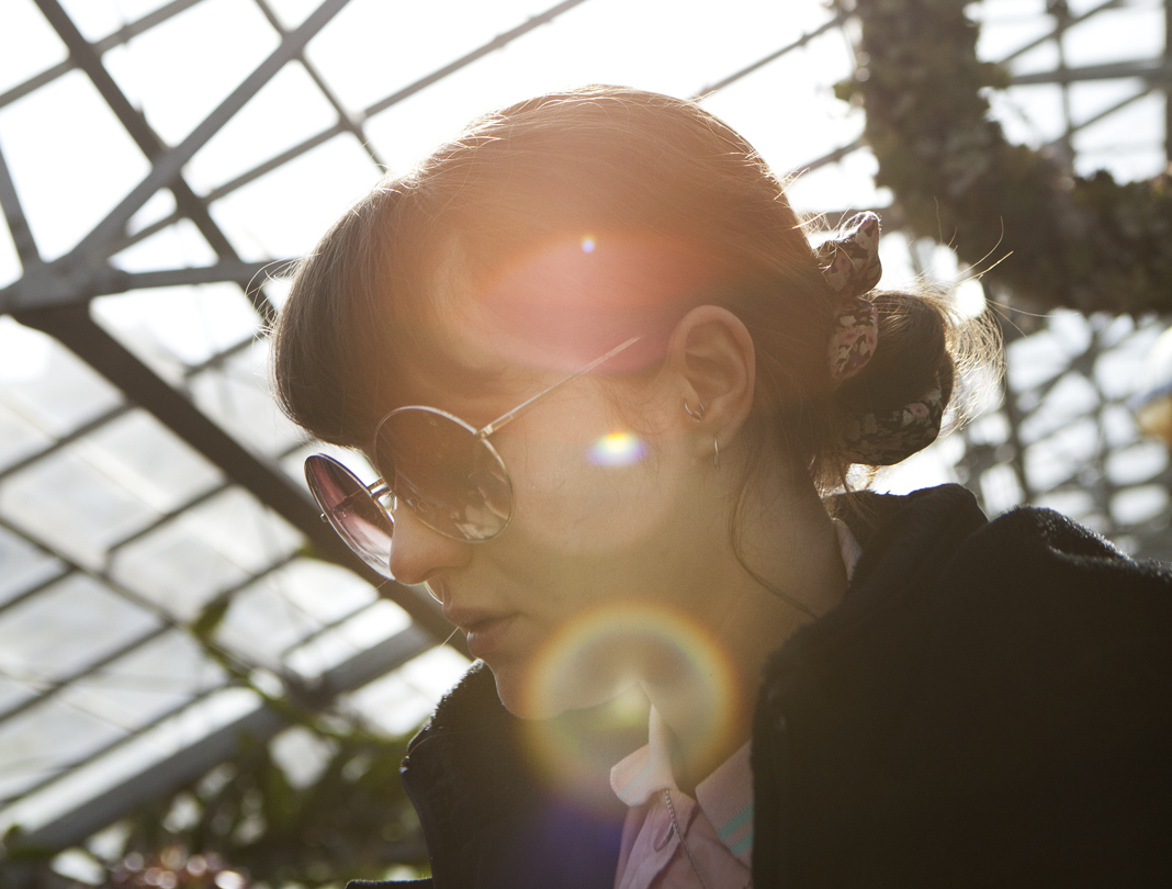 Interview with Jessy Lanza, by Eric Brian. Her latest release 'Oh No,' is now out on Hyperdub Records.