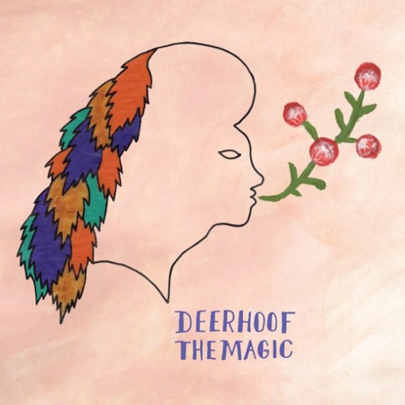 Deerhoof 'The Magic.' album review by Gregory Adams.