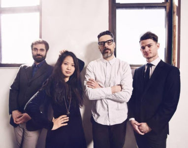 """Heliotropes release single """"Wherever You Live"""" off their upcoming LP 'Over There That Way'"""