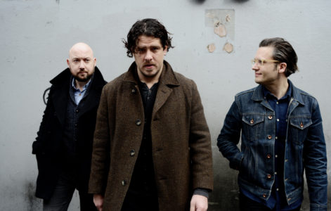 Interview with Billy McCarthy of Augustines
