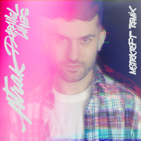 "A-Trak's ""Parallell Lines"" gets remixed by MSTRKRFT."