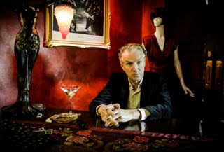 MICK HARVEY releases his video for 'Don't Say A Thing'