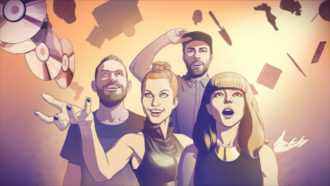 """Chvrches release new single """"Bury it,"""" featuring Hayley Williams"""