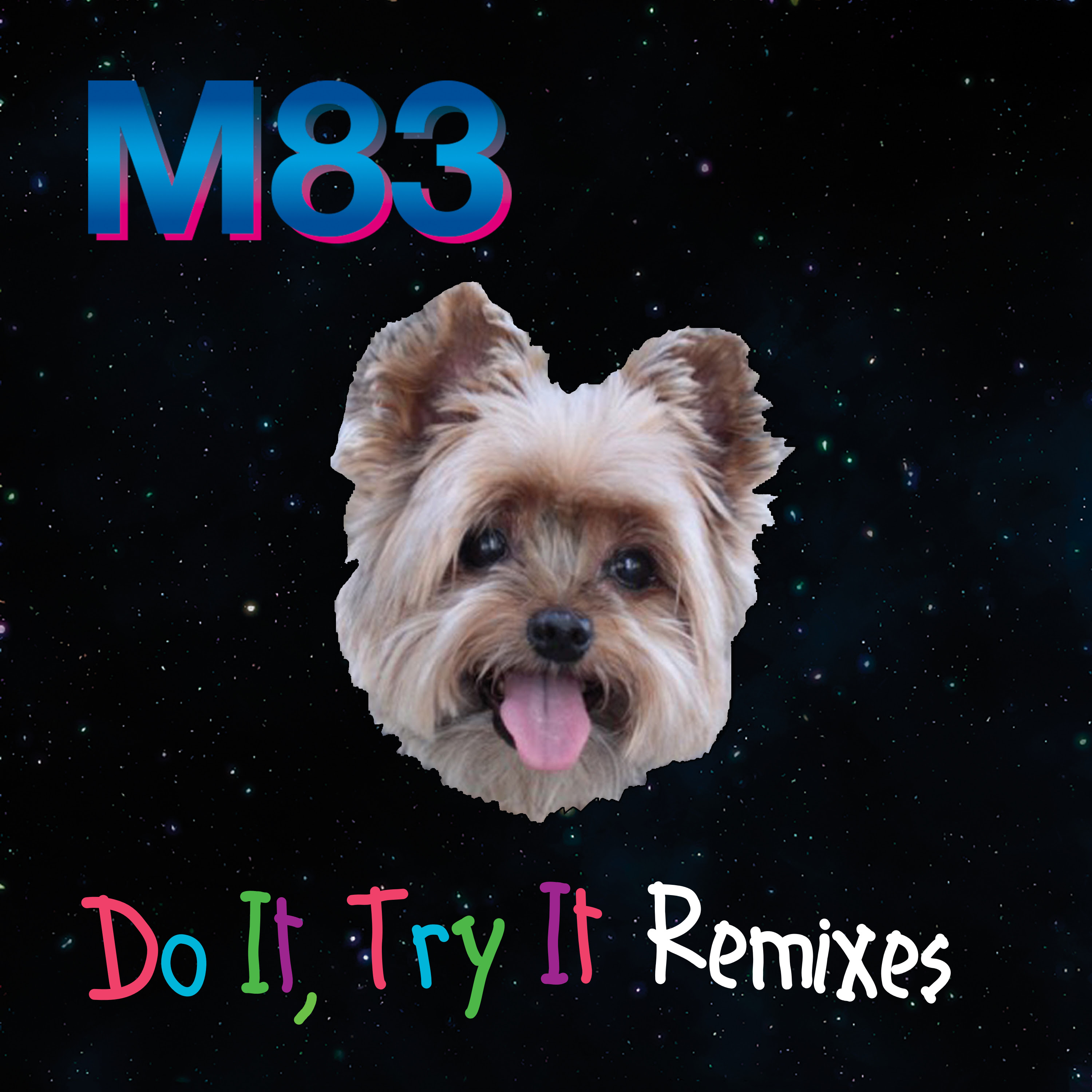 """M83 releases """"Do It, Try It"""" TEPR remix, the track comes off his 'Do It, Try It' remixes, out June 10th on Mute records,"""