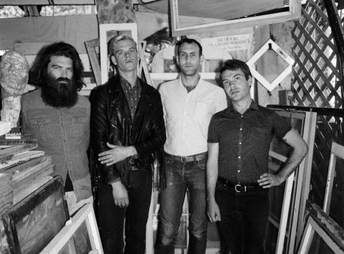 Preoccupations To Release Self-Titled Album on September 16th via Jagjaguwar,