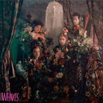 Weaves' debut LP is streaming today, ahead of its release on Friday, June 17th