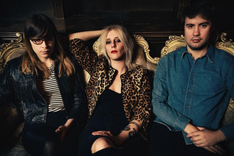 "Listen to White Lung Cover Guns N Roses; ""Used To Love Her."""