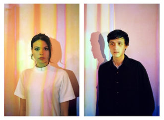 Melbourne duo Kllo has unveiled a new single from their forthcoming Ghostly International debut EP, Well Worn.