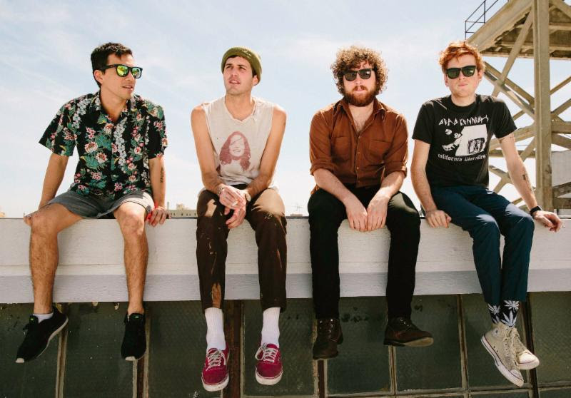 """FIDLAR team up with The Flaming Lips for their new video """"Punks."""""""