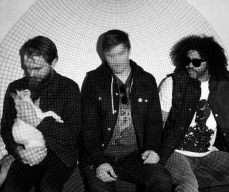 Clipping release 'Wriggle' EP. Now available on most digital formats via Sub Pop Records