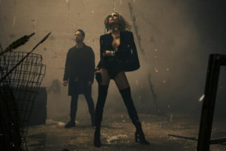 Phantogram, the duo comprised of Sarah Barthel and Josh Carter, today announce their third studio LP, 'Three' out September 16th