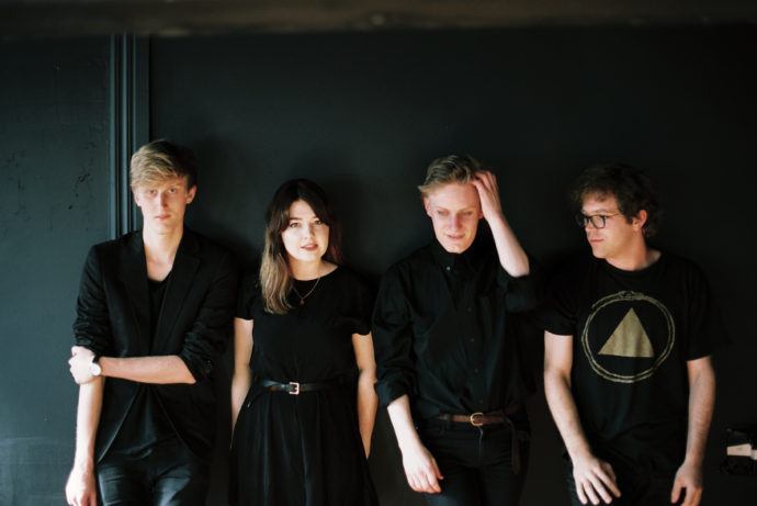 "Yumi Zouma releases Cyril Hahn remix of ""Keep It Close To Me."" The track is of their current release 'oncalla.'"