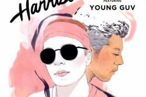 Harrison announces debut album, shares new single