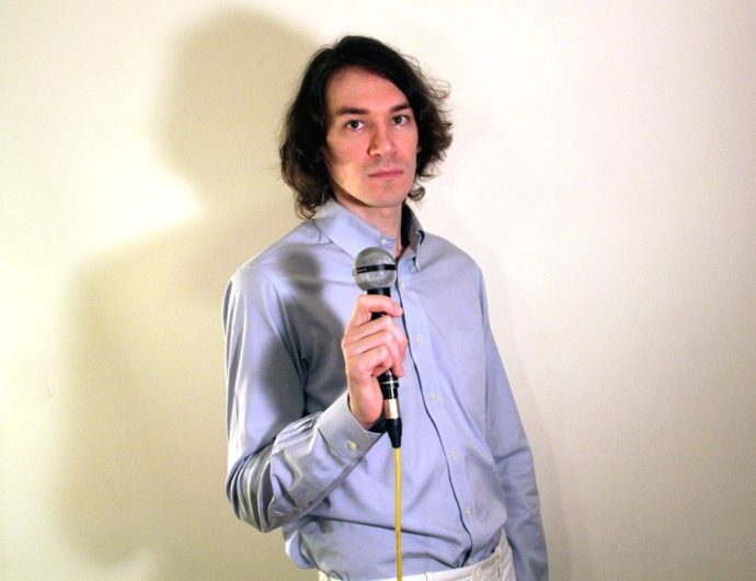 Matthew Wardell interviews Vancouver artist Jay Arner