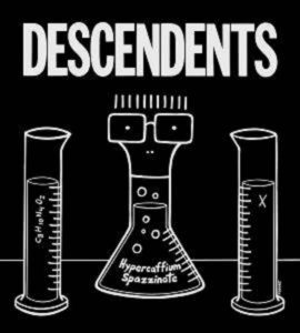 'Hypercaffium Spazzinate' by Descendents, album review by Gregory Adams.