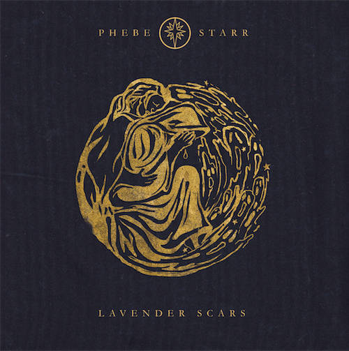 """""""Lavender Scars"""" by Phebe Starr is Northern Transmissions' 'Song of the Day'. Phebe has also announced a handful of American tour dates."""