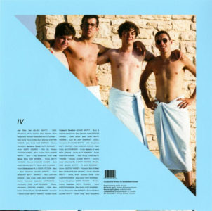'IV' by BADBADNOTGOOD, album review by Gregory Adams. The LP drops July 8th via Arts&Crafts/Innovative Leisure.