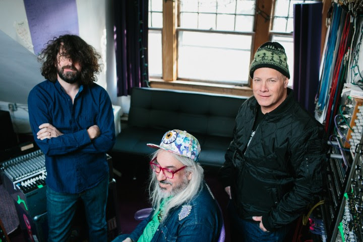 "Dinosaur Jr. stream single ""Goin Down"", the track comes off their forthcoming LP 'Give A Glimpse of What Yer Not'."