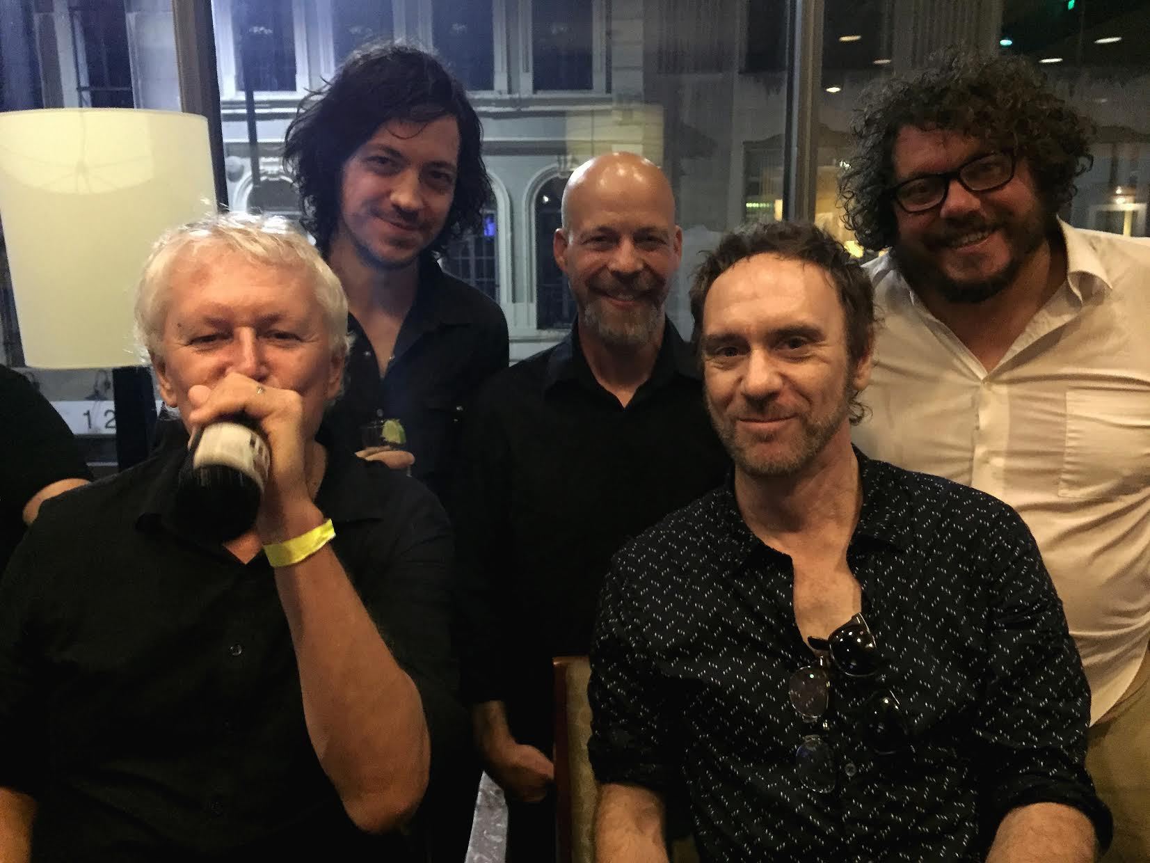 Doug Gillard rejoins Guided By Voices, will play tour dates and record on next album.