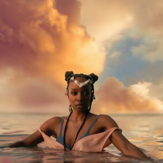 'HEAVN' by Jamila Woods, album review by Gregory Adams.