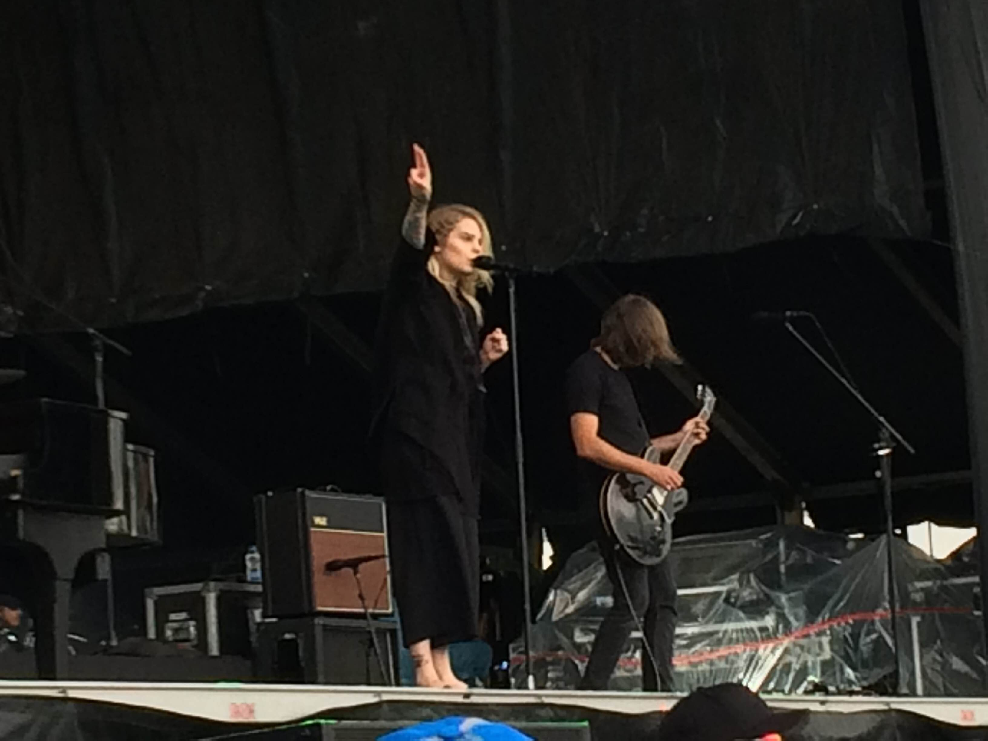 Coeur De Pirate at Ottawa Bluesfesti