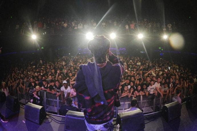 "Joey Bada$$ shares live video for ""Devastated"""