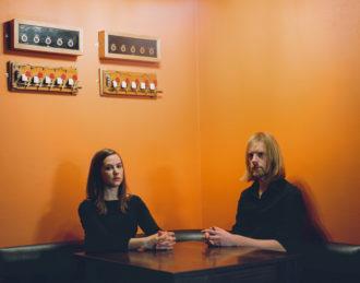 Josienne Clarke and Ben Walker share details of new album 'Overnight.'