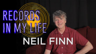 Neil Finn guests on 'Records In My Life'. Some off his favourite albums, include titles by David Bowie and Radiohead.
