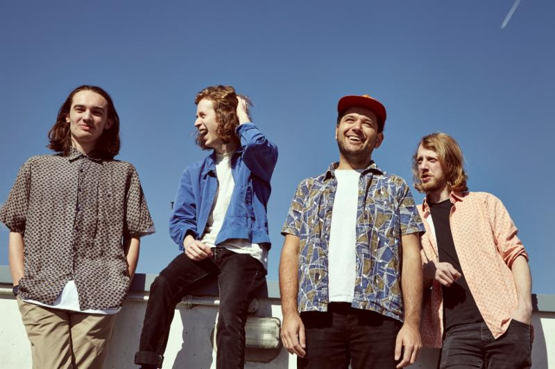 Spring King announce North American release of 'Tell Me If You Want to'.