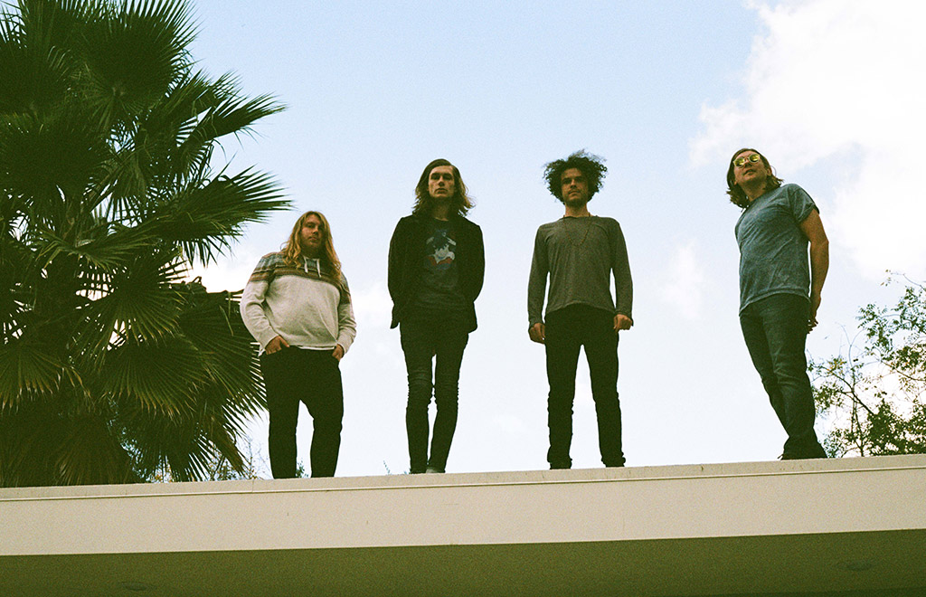 "Syd Arthur have released their brand-new track, entitled ""Sun Rays,"""